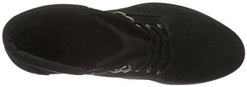 Gabor Shoes Basic, Stivaletti Donna Nero (schwarz 17)