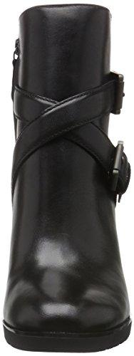 Geox D Raphal A, Bottes Classiques Femme Schwarz (BLACKC9999)