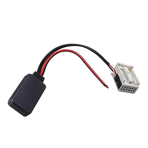 Cable Auxiliar de Radio de Coche Módulo Bluetooth para 307 407 308...