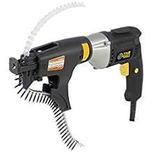 PM 550A Atornillador automático para pladur Potencia  550 W, Velocidad de rotación 0-5500 TR/MIN, Variador de velocidad, Numero de velocidades mecánicas x1 , Revestimiento bi-material,
