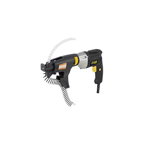 PM 550A Atornillador automático para pladur Potencia 550 W, Velocidad de rotación 0-5500 TR/MIN, Variador de velocidad, Numero de velocidades mecánicas x1, Revestimiento bi-material,