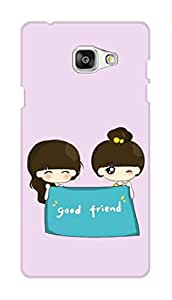 SWAG my CASE Printed Back Cover for Samsung Galaxy J7 Prime/ Samsung Galaxy J7 Prime 2