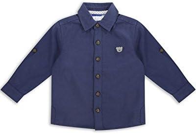 The Essential One - Bebé Infantil Niños Camisa - Azul de Mar - EOT183