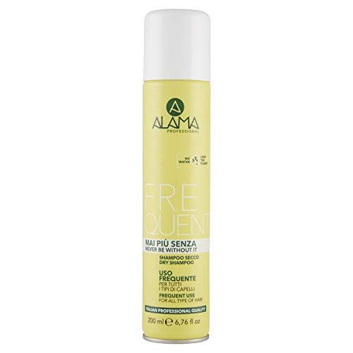 Alama Professional Shampoo Secco per Tutti I Tipi di Capelli 200 ml