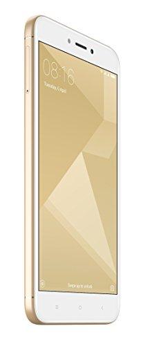 Xiaomi Redmi 4X 32G pantalla 5'' [Versión Española] Oro