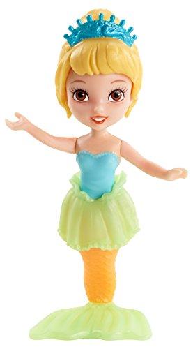 Mattel CJV72 - Disney - Sofia die Erste - 9 cm Spielfigur - Meerjungfrau Oona [UK Import]