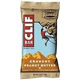 Clif Bar Energieriegel auf Haferbasis Box 12x68g Crunchy Peanut Butter