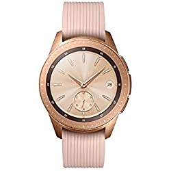 Samsung Galaxy Watch Bluetooth 42mm SM-R810 Rose Gold SIM Free