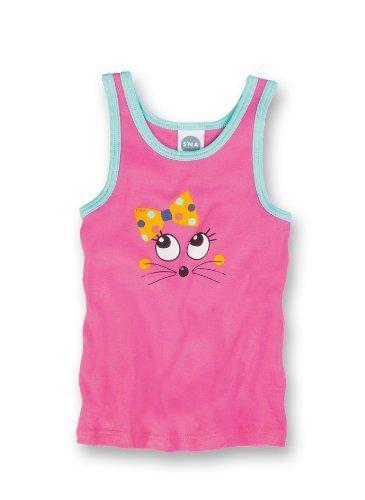 S'NA Baby - Mädchen Unterhemden Violett 104
