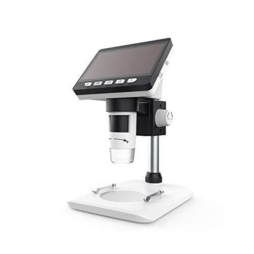 Microscopio LCD digital Mini cámara microscopio zoom