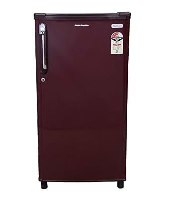 Kelvinator 170 L 3 Star Direct-Cool Single Door Refrigerator (KWE183, Burgundy Red)