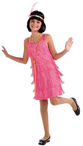 Lil Girl Kostüm - Forum Novelties Inc Girl 's Lil 'Miss Flapper Kostüm