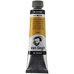 Royal Talens : Van Gogh Oil Paint : 40ml : Cadmium Yellow Dp S2