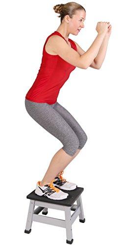 SportPlus Plyo Box - Plyometric Jump Box | HIIT Fitness