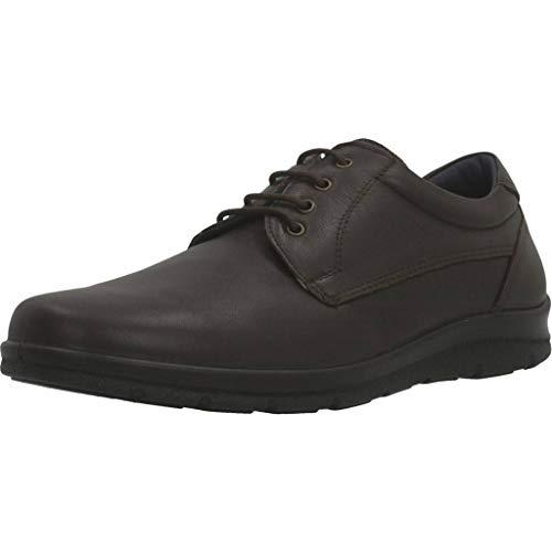 Zapatos Hombre, Color marr�n Chocolate