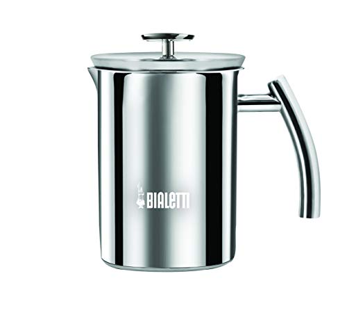 Bialetti 4420 - Macchina per cappuccino manuale, 6 tazze