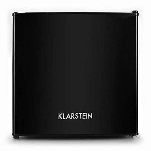 Klarstein Spitzbergen Aca - Frigorifero, Congelatore, Porta scrivibile, Magic Marker, Capacità: 40...