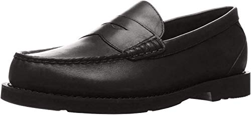 Rockport Shakespeare Circle Black Brush Off
