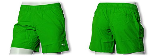 PUMA pantalon de sport active pour homme avec logo pUMA beach short Vert - Vert vif