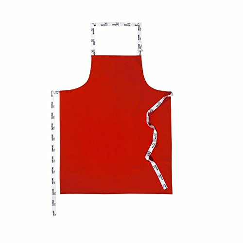 Grembiule da cucina Pantone Universe Bassetti cotone M936 ROSSO