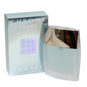 CHROME SPORT Cologne. EAU DE TOILETTE SPRAY 1.7 oz / 50 ml By Loris Azzaro - Mens by Azzaro