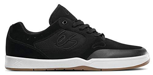 ES Herren Swift 1.5 Skate-Schuh, Schwarz - schwarz / weiß - Größe: 44 EU (M) - Schwarz Weiß Skate Schuhe