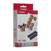 *Canon KC-18 IL Stickerpapier mit Ministickern für Selphy Drucker*