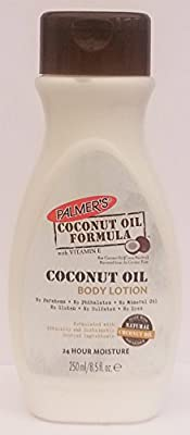 Palmer's Coconut Oil Formula Body Lotion With Vitamin E 24 Hours Moisture 250ml by USA