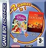 2 Games in 1 - Disney Girls Pack