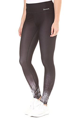 Bench Leggins mit breitem Elastikbund Black Beauty S
