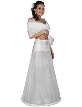 Nina Brautmoden R2-220-Vestido de novia Mujer