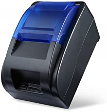 CYSNO BIS Certified 58MM USB 5890K Thermal Receipt Printer, High Speed Printing 90mm/SEC, Compatible with ESC/POS Print