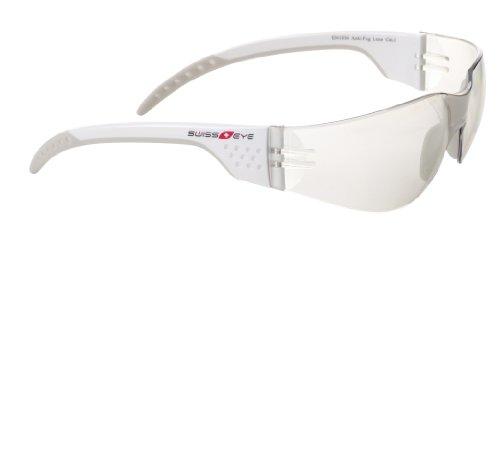 Swiss Eye Sportbrille Outbreak Luzzone, White/Grey, One Size, 14050