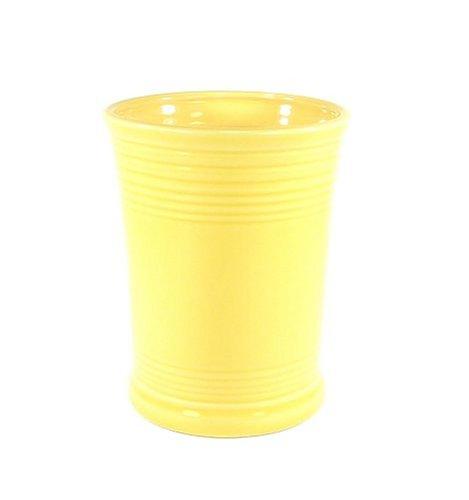Fiesta 6-5/8-Inch Utensil Crock, Sunflower by Homer Laughlin Utensil Crock