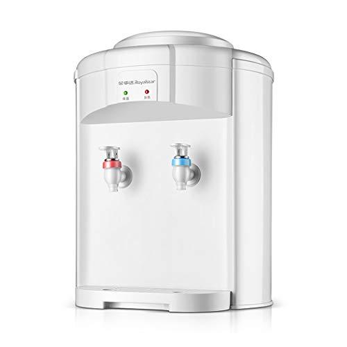 Refrigerador de agua de encimera blanca