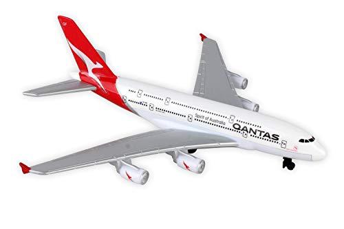 Premier Planes RT8538 Qantas Airbus A380 Toy