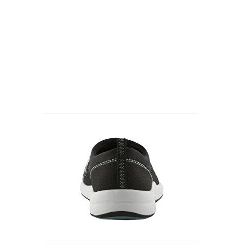 Preta Easy Street Lona Cal Sneakers YPIYOTnxqC