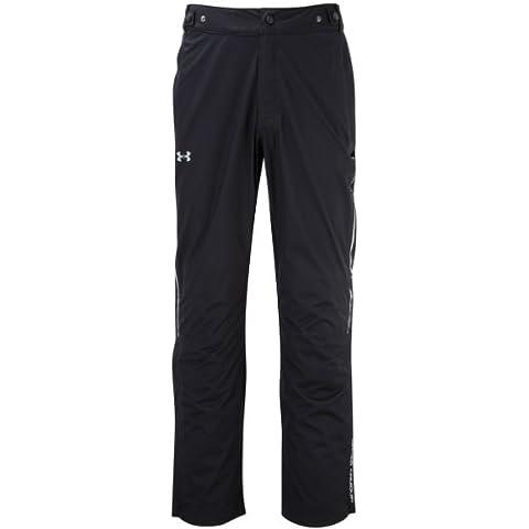 Under Armour Armourstorm 2.0–Pantaloni da uomo, Uomo, Hose Armourstorm 2.0, Black, 38/32