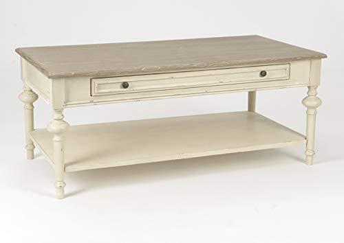 Amadeus Table Basse en Bois, Collection Legende