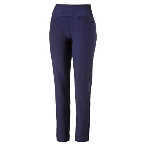 Puma Damen Pwrshape Pull On Pants Hose, Peacoat, L