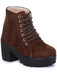 Hanna Women's Comfortable Fashionable Stylish Boots