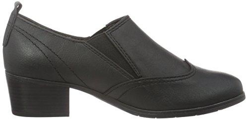 Softline Damen 24362 Kurzschaft Stiefel Schwarz (Black 001)