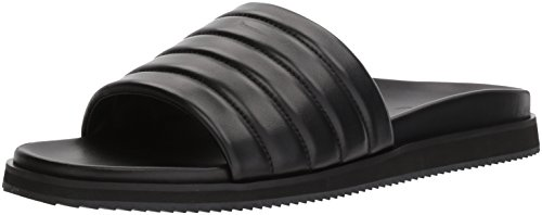 Kenneth Cole Story Sandal B, Chaussons Mules Homme Noir (Black)