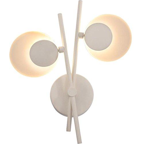 ZT Appliques Acrylique La créativité LED Fixation Moderne Industriel abat-jour Intérieur Éclairage Chevet Chambre