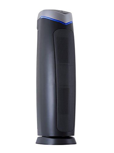 PureMate® PM 520 Múltiple Technologies Auténtico HEPA Purificador de Aire y Ionizador con UV-C y Olor Reducción - 71.1cm