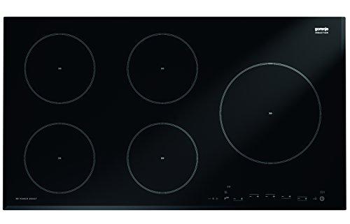 Gorenje it 984USC Plaque à Induction/90cm/noir/touchcontrol Capteur Télécommande/fonction de minuterie/Stop & Go/Fonction...