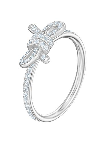 Swarovski Damen-Ringe Edelstahl Kristall \'- Ringgröße 60 5474936