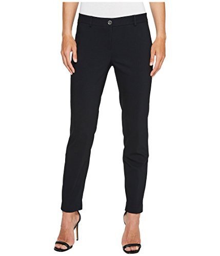 Michael Michael Kors Womens Pants Slim Mid Rise Stretch Black 6