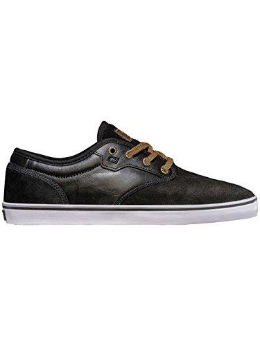 Globe Motley Unisex-Erwachsene Sneakers black/toffee