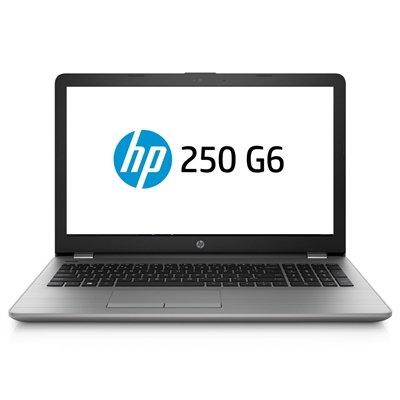 PORTÁTIL HP 250 G6 1WY58EA - I5-7200U 2.5 GHZ - 8GB - 256GB SSD - 15.6/39.6 CM HD - DVD+-WR - WIFI - BT- HDMI - FREEDOS 2.0 - PLATA